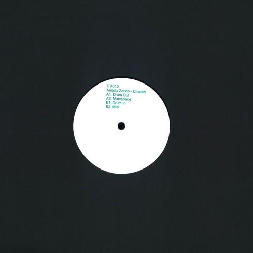 ANDRÉS ZACCO | Unseen (Ilian Tape) - EP