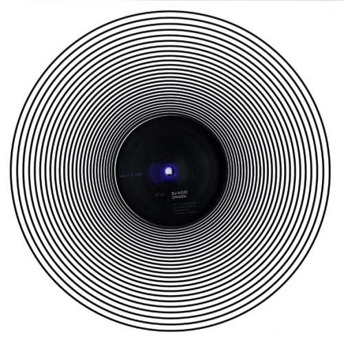 DJ KOZE & ROBAG WRUHME | Driven / X-mop 198 (Hart & Tief) - EP