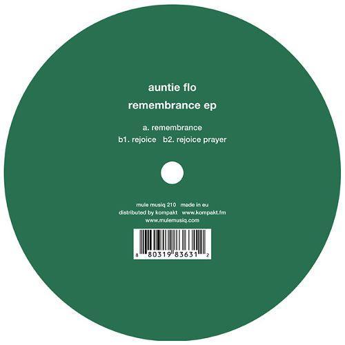 AUNTIE FLO | Remembrance EP (Mule Musiq)