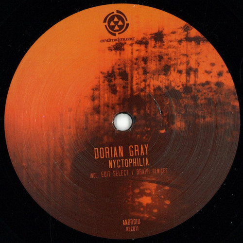 DORIAN GRAY | Nyctophilia (Android Muziq) - EP