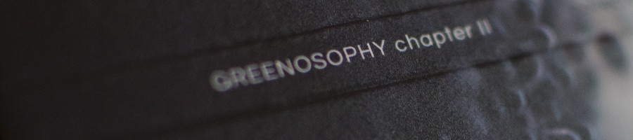 GREENOSOPHY chapter II | Collected by Mizoo - Out Now