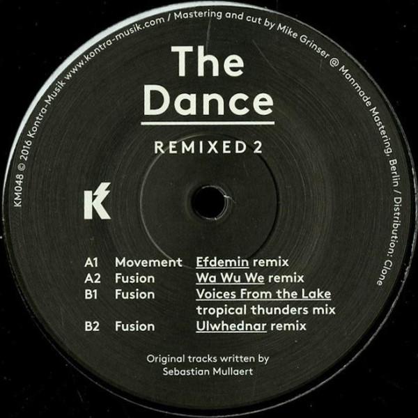VARIOUS ARTISTS | The Dance Remixed 2 (Kontra-Musik) – EP
