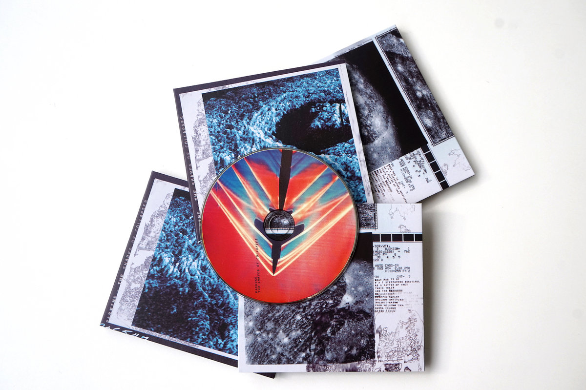 Paskine The Shapes Of Collapses Voxxov Records Cd