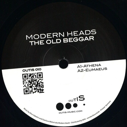 MODERN HEADS | The Old Beggar (Outis Music) - EP
