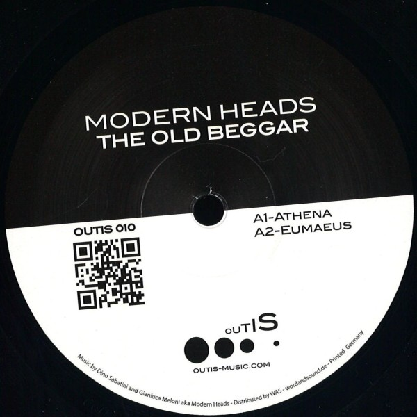 MODERN HEADS | The Old Beggar (Outis Music) – EP