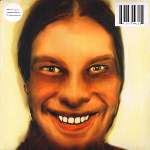 APHEX TWIN | ...I Care Because You Do (Warp Records) - LP