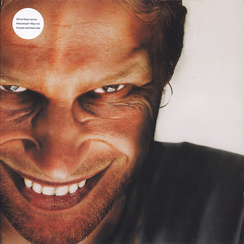 APHEX TWIN ‎| Richard D. James Album (Warp Records) - LP