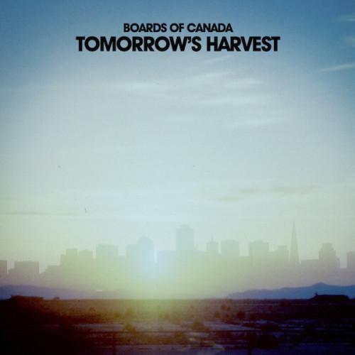 BOARDS OF CANADA | Tomorrow's Harvest (Warp Records) - LP