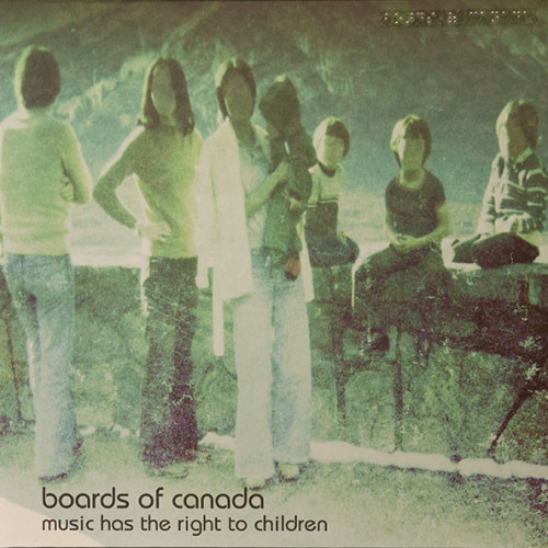 BOARDS OF CANADA | Music Has The Right To Children (Warp) - LP