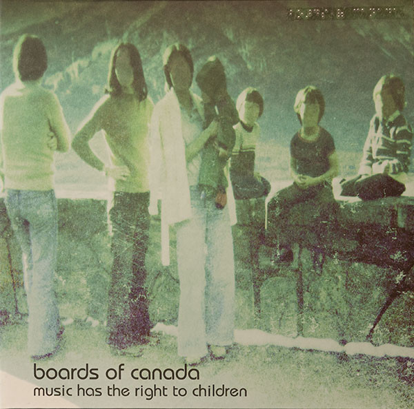BOARDS OF CANADA | Music Has The Right To Children (Warp) – LP