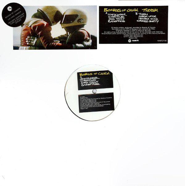 BOARDS OF CANADA | Twoism (Warp Records) – LP