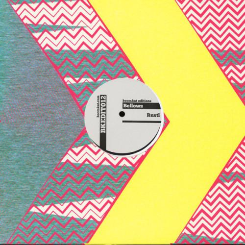 BELLOWS | Rustl (Boomkat Editions) - LP
