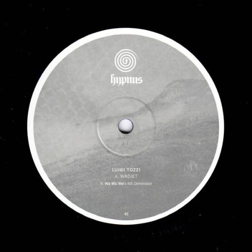 LUIGI TOZZI | Wadjet (Hypnus Records) - EP