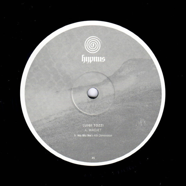 LUIGI TOZZI | Wadjet (Hypnus Records) – EP