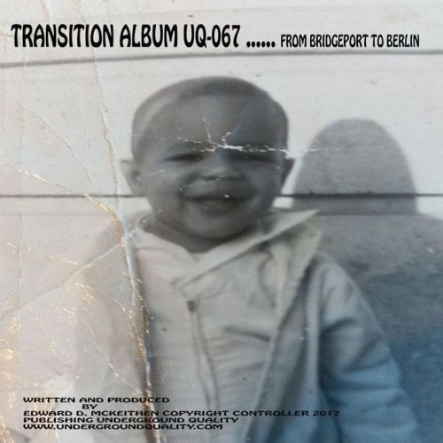 DJ JUS-ED | Transition Album (Underground Quality) - LP