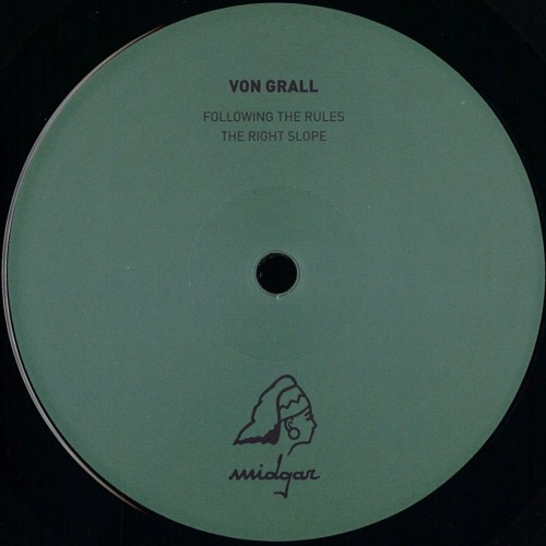 VON GRALL | Following The Rules EP (Midgar)