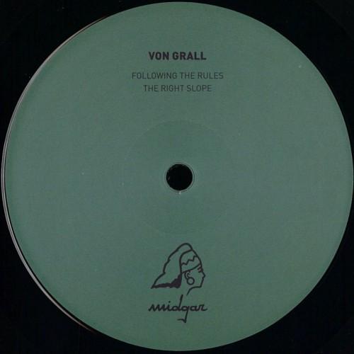 VON GRALL   Following The Rules EP (Midgar)