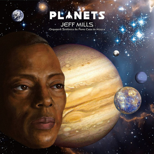 JEFF MILLS | Planets (Axis Records) - 2xCD
