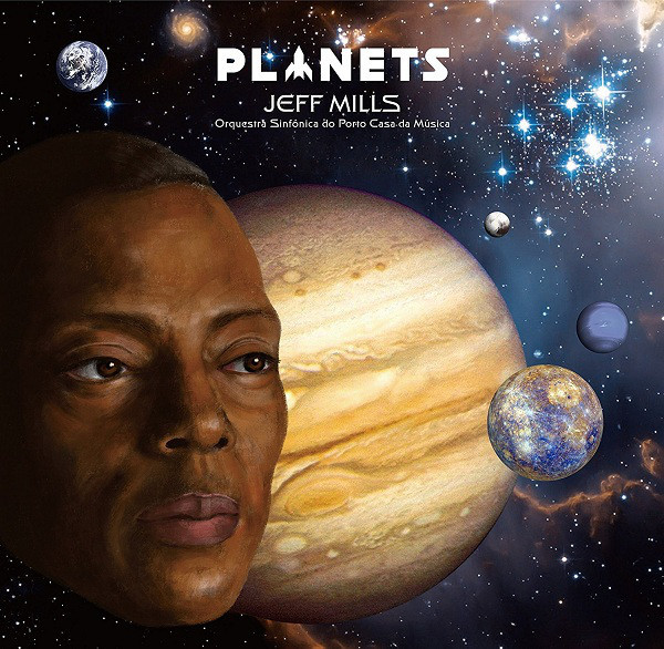JEFF MILLS | Planets (Axis Records) – 2xCD