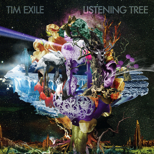 TIM EXILE | ‎Listening Tree (Warp Records) – LP