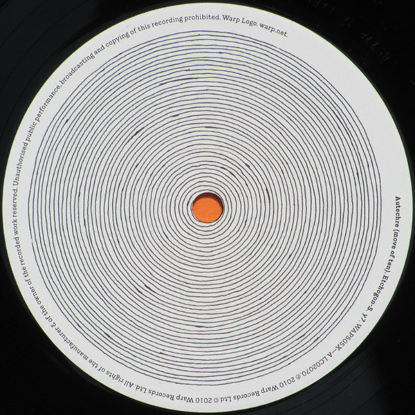 AUTECHRE | Move Of Ten-Part 1 (Warp Records) – EP