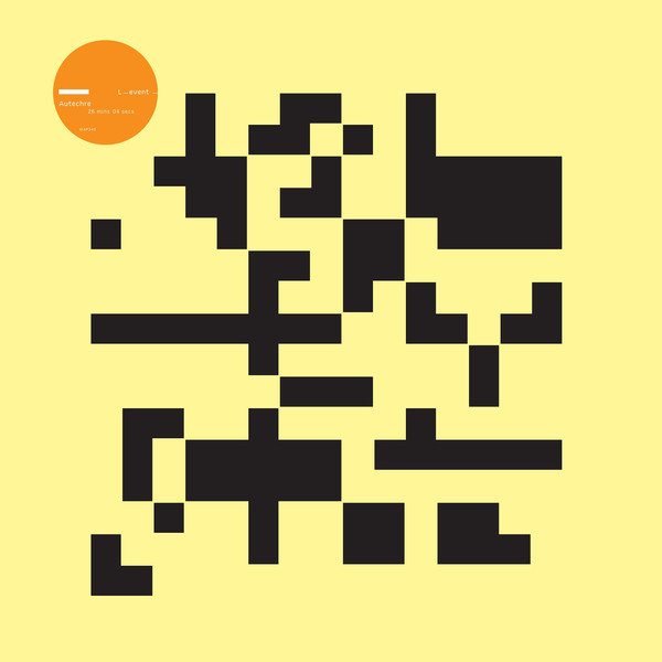 AUTECHRE | L-event (Warp Records) – CD