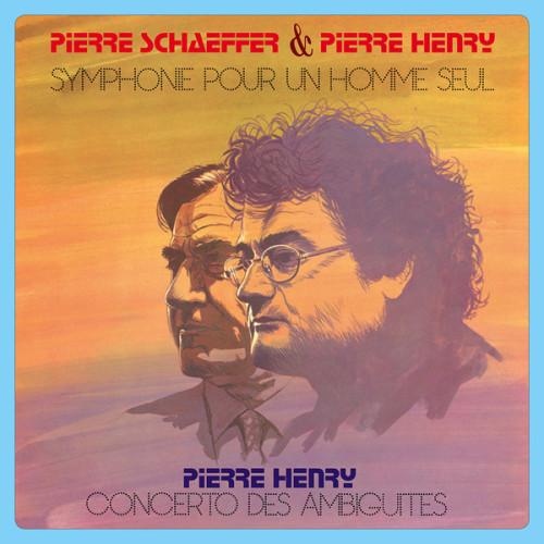 SCHAEFFER & HENRY | Symphonie Pour Un Homme Seul / Concerto Des Ambiguïtés (Modern Silence) - LP