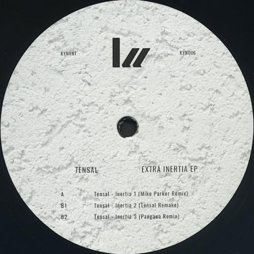TENSAL | Extra Inertia EP (Kynant Records)