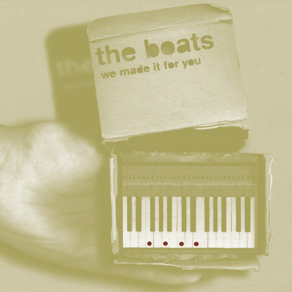 THE BOATS | We Made It For You (The Boats Archive) – LP