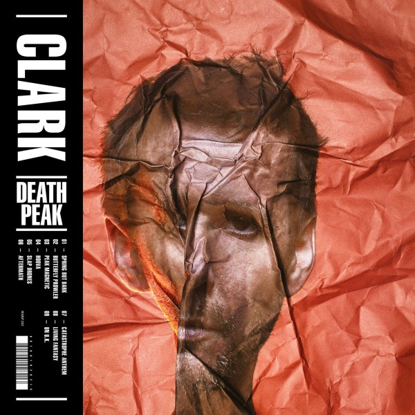 CLARK | Death Peak (Warp) – CD/LP