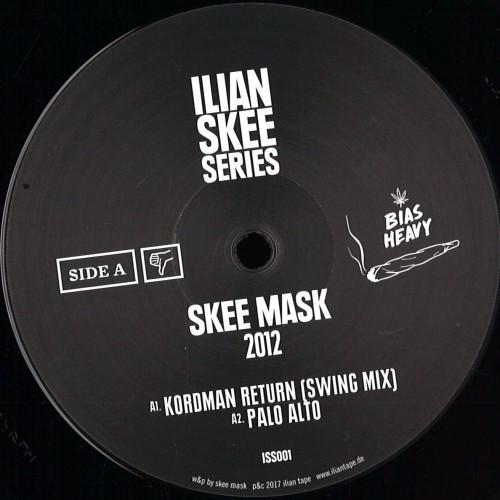 SKEE MASK | 2012 (Ilian Tape) - EP