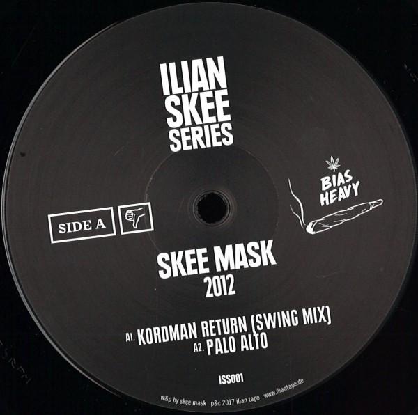 SKEE MASK | 2012 (Ilian Tape) – EP