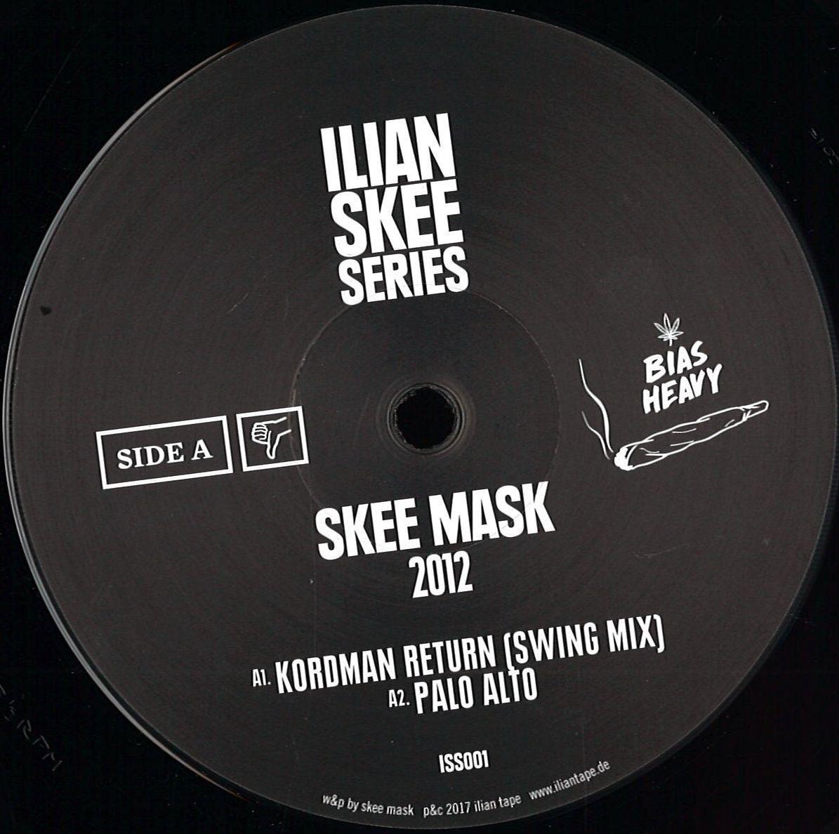 2012 (Ilian Tape) - EP
