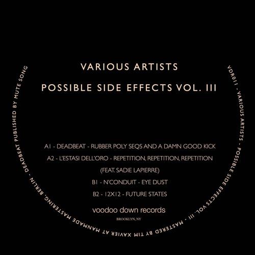 VA | Possible Side Effects Vol. III (Voodoo Down Records) - EP