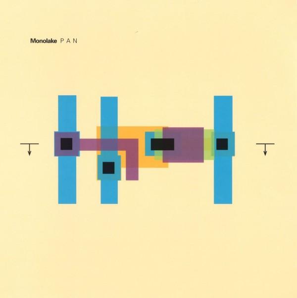 MONOLAKE | P A N (Monolake | Imbalance Computer Music) – EP