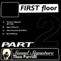 THEO PARRISH | First Floor Part 2 (Peacefrog Records) - 2xLP