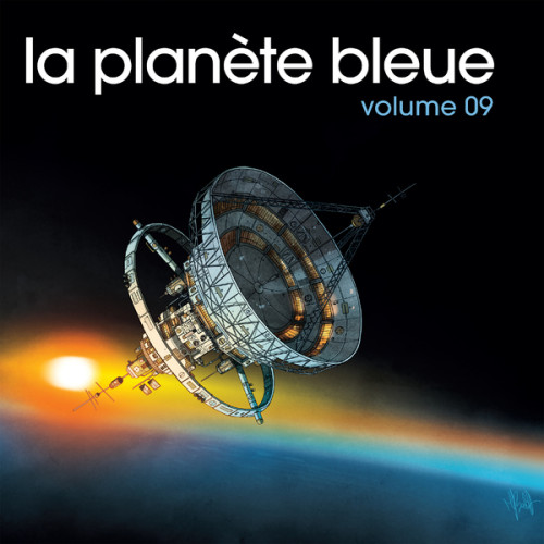 La Planète Bleu Vol.9 | Various Artists (Mental Groove Records) - CD