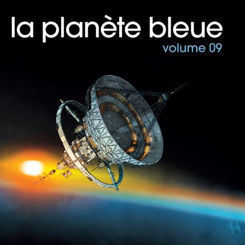 La Planète Bleu Vol.9 | Various Artists (Mental Groove Records) - CD
