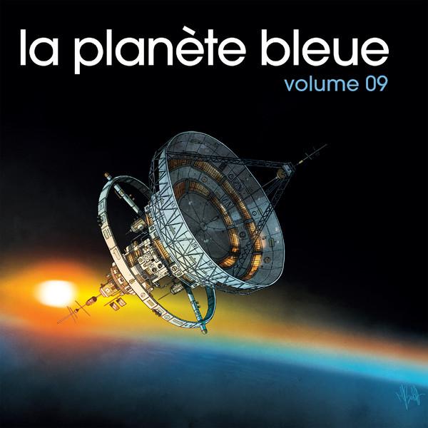 La Planète Bleu Vol.9 | Various Artists (Mental Groove Records) – CD