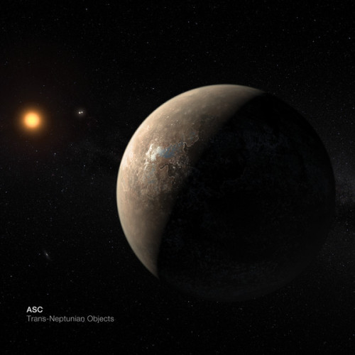 ASC | Trans-Neptunian Objects (Auxiliary) - CD