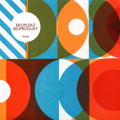 EKOPLEKZ | Bioproduckt (Planet Mu) - CD/LP