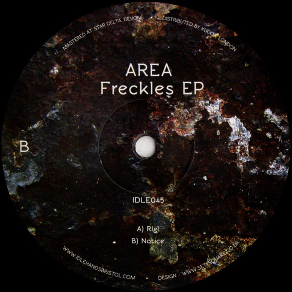 AREA | Freckles EP (Idle Hands)
