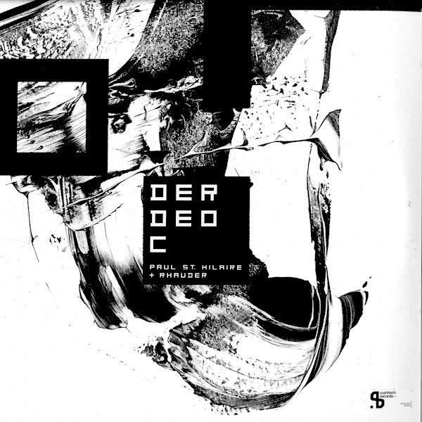 PAUL ST. HILAIRE & RHAUDER | Derdeoc (Sushitech) – 3xLP