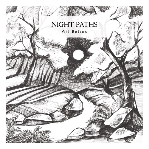 WIL BOLTON | Night Paths (Hidden Vibes) - CD