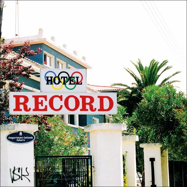 CRYS COLE & OREN AMBARCHI | Hotel Record (Black Truffle) – 2xLP