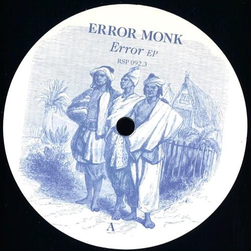 ERROR MONK | Error EP (Resopal Schallware)