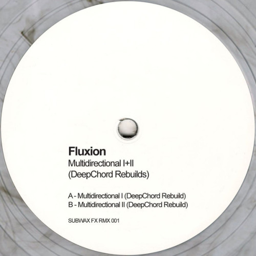 FLUXION | Multidirectional I + II (Subwax Bcn) - EP