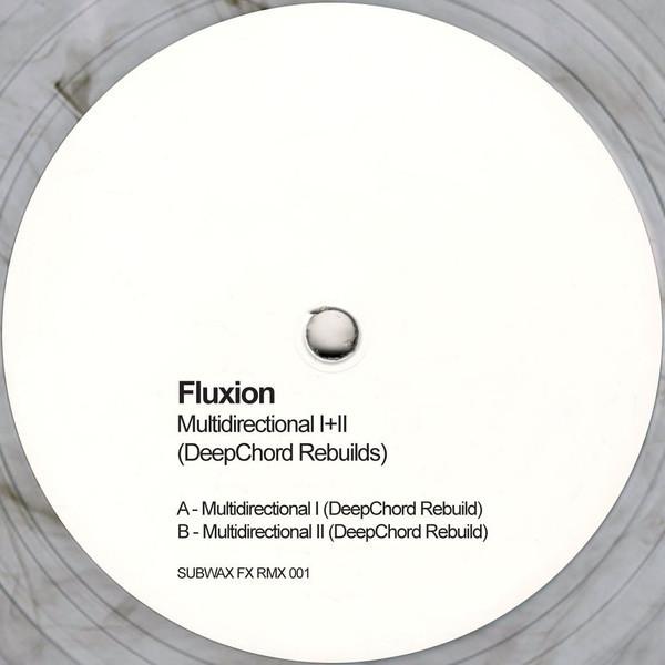 FLUXION | Multidirectional I + II (Subwax Bcn) – EP