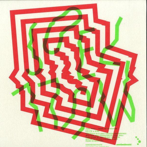 JOEL MULL – JACK | Duke Of Huddinge – Nattura (Cocoon Recordings) – EP