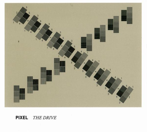 PIXEL | The Drive (Raster-Noton) – CD